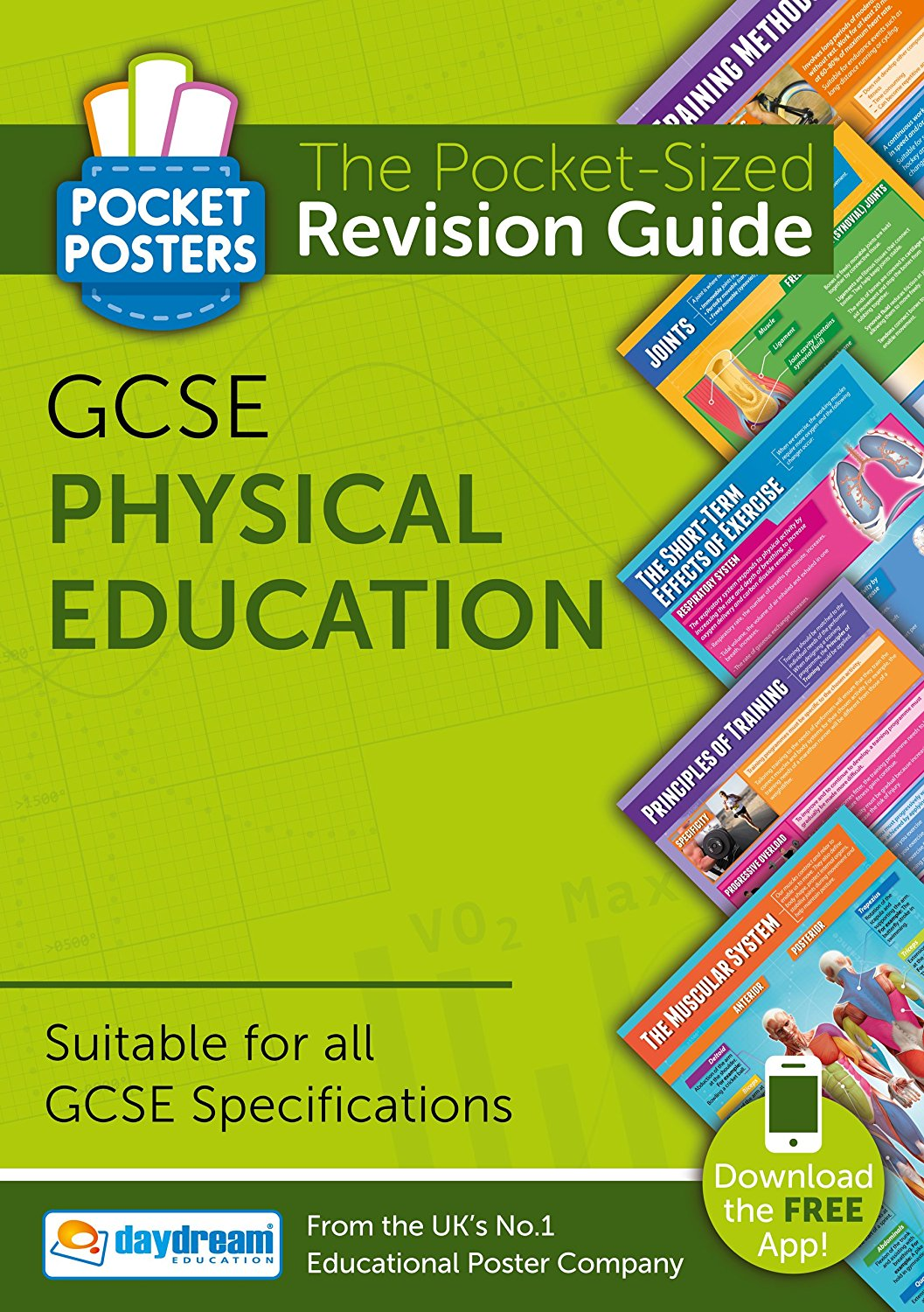 Physical Education GCSE Pocket Poster Revision Book
