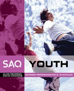 SAQ Youth: Movement Performance in Sport and Games for 12-18 Year Olds