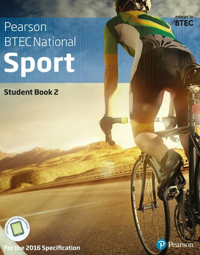 BTEC Nationals Sport Student Book 2 + Activebook: For the 2016 Specifications