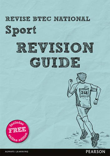 Revise BTEC National Sport (Units 1 & 2) Revision Guide
