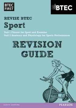 BTEC First in Sport Revision Guide