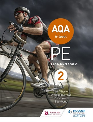 AQA PE for A Level Year 2: Book 2