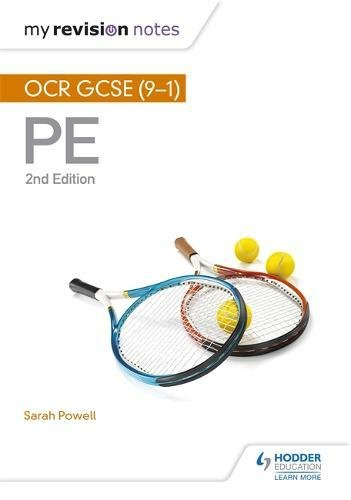 My Revision Notes: OCR GCSE (9-1) PE