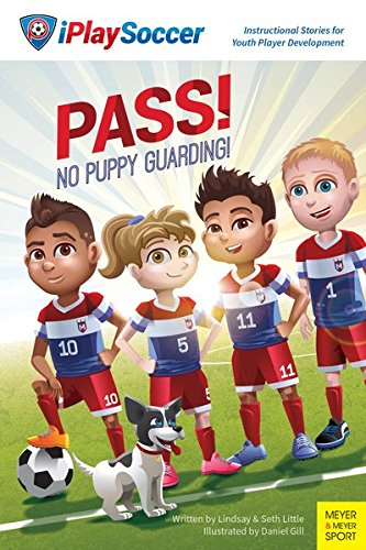 Pass! No Puppy Guarding! (iPlaysoccer)