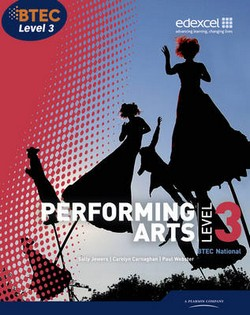BTEC Level 3 National Performing Arts Student Book