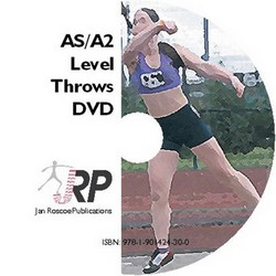 Athletics for A Level PE and Sports Studies - Throws DVD