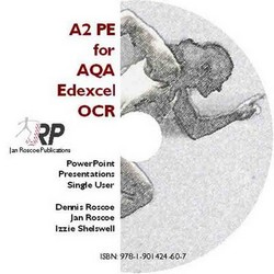 A2 PE for AQA/Edexcel/OCR - Classroom Powerpoint Presentations CD-ROM Single User (revised Edition 2011): 2008