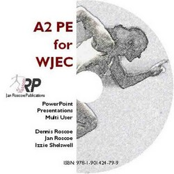 A2 PE for WJEC - Classroom PowerPoint Presentations CD-ROM Multi-User