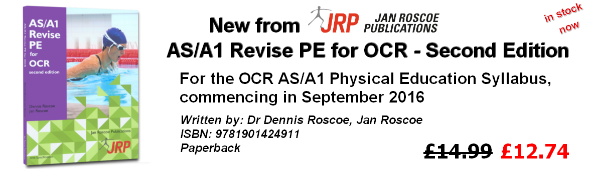 AS/A1 Revise PE for OCR - Second Edition Online price: £17.84