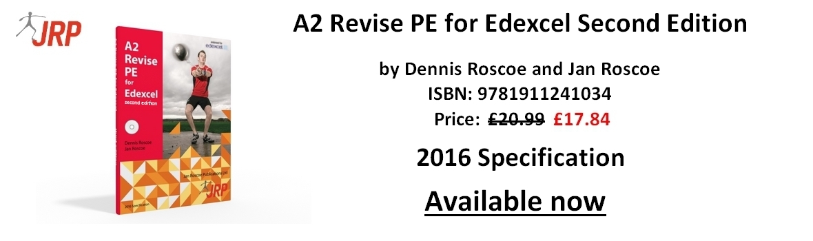 A2 Revise PE for Edexcel Third Edition - due 12th September