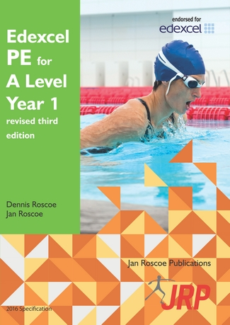 Edexcel PE for A Level Year 1 revised third edition