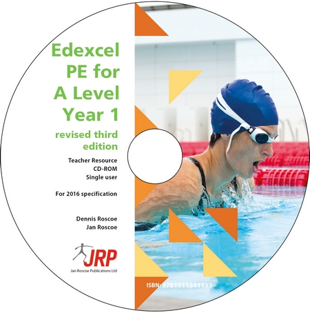 Edexcel PE for A Level Year 1 Teacher Resource Single User