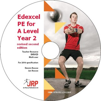 Edexcel PE for A Level Year 2 Revised Second Edition Teacher Resource CD Multi User