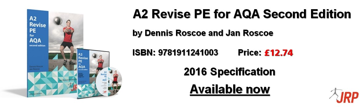 A2 Revise PE for AQA Second Edition - now available