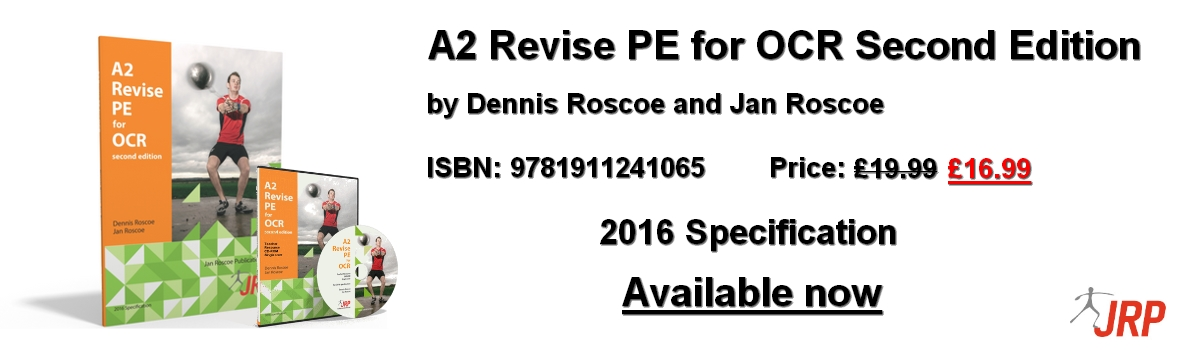 A2 Revise PE for OCR Second Edition - now available