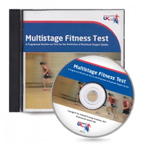 Multistage Fitness Test CD version