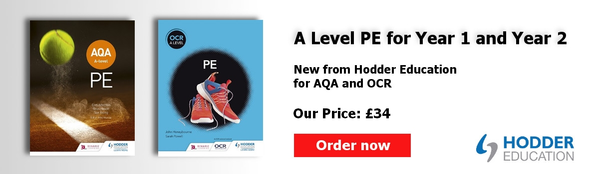 New AQA and OCR A Level for Year 1 and Year 2 from Hodder Education