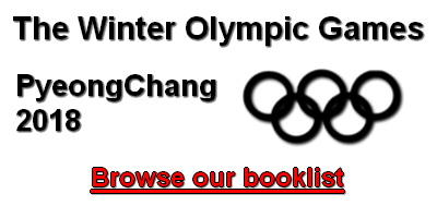 The Winter Olympics PyeongChang 2018 - Browse our booklist